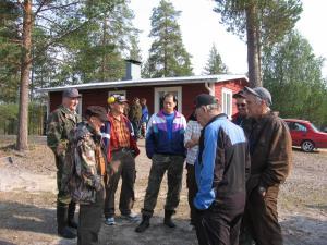 Nelosryhmä keskittyy, Esko Keränen 2011